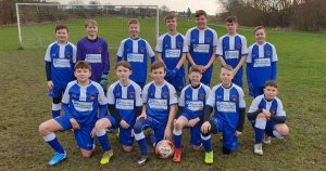 Crofton juniors u13 white squad